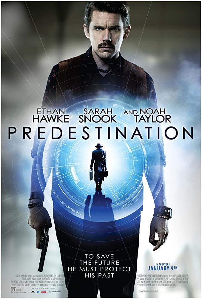 Predestination 2014 Movies Watch on Netflix