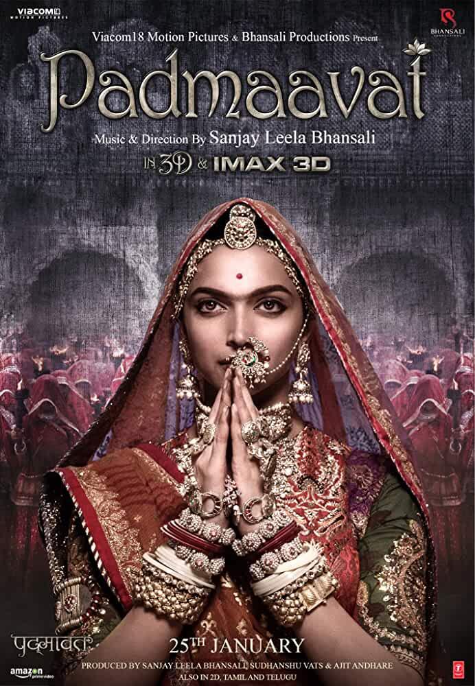 Padmaavat 2018 Movies Watch on Amazon Prime Video
