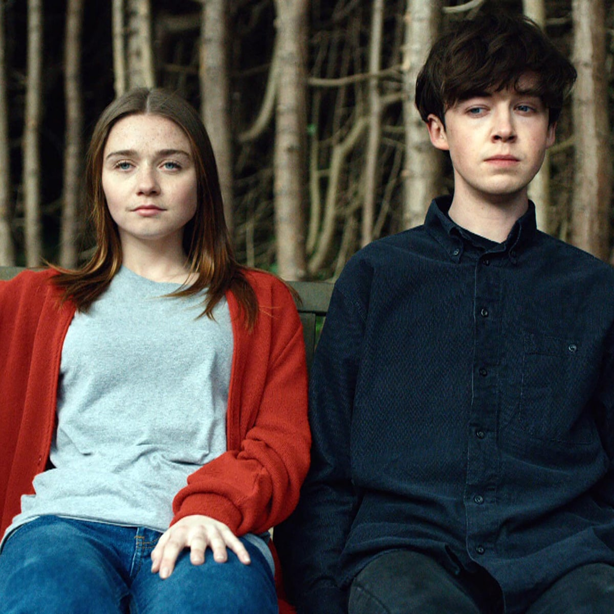 The End of the F***ing World 2017 Web/TV Series Watch on Netflix