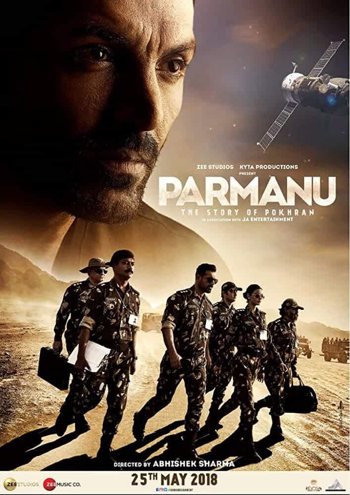 Parmanu: The Story of Pokhran 2018 Movies Watch on Netflix
