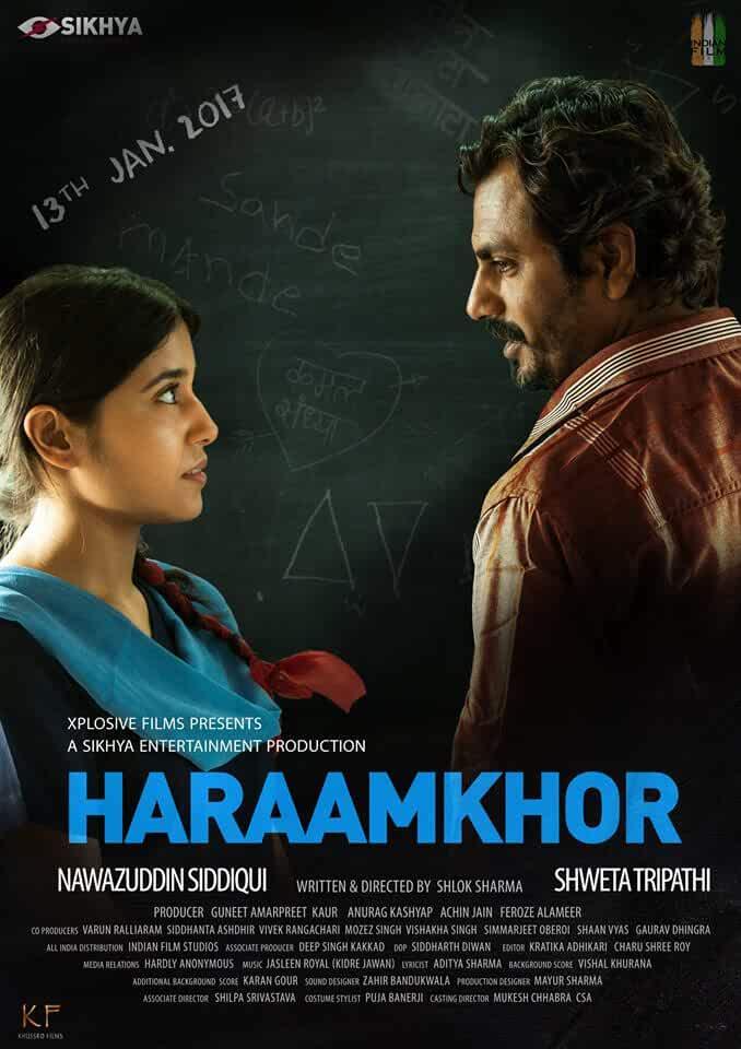 Haraamkhor 2017 Movies Watch on Disney + HotStar