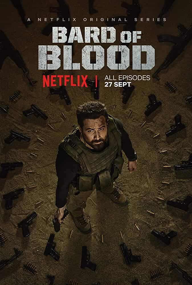 Bard of Blood 2019 Web/TV Series Watch on Netflix