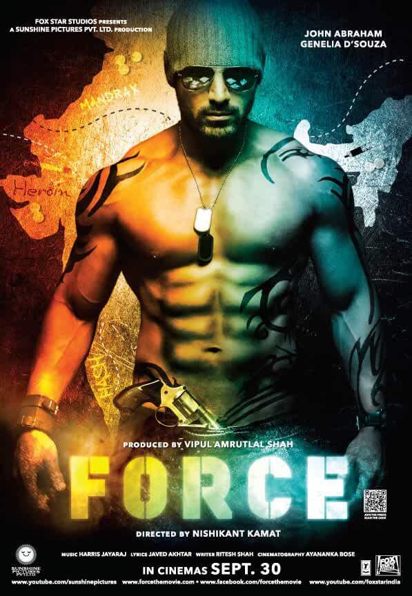 Force 2011 Movies Watch on Disney + HotStar