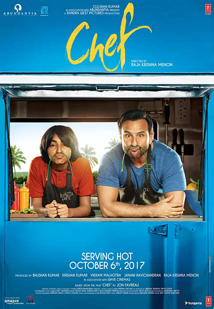 Chef 2017 Movies Watch on Amazon Prime Video