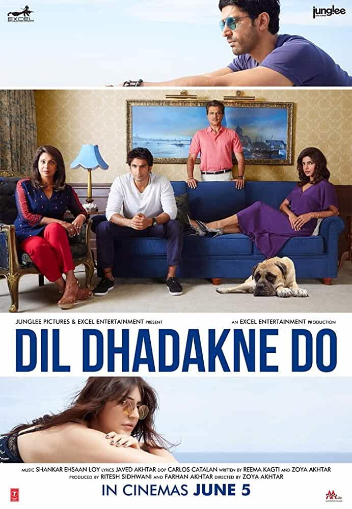 Dil Dhadakne Do 2015 Movies Watch on Amazon Prime Video