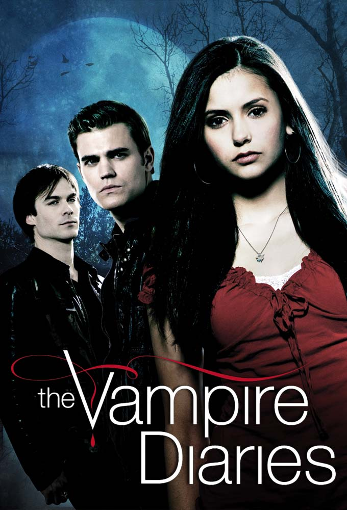 The Vampire Diaries 2009 Web/TV Series Watch on Netflix