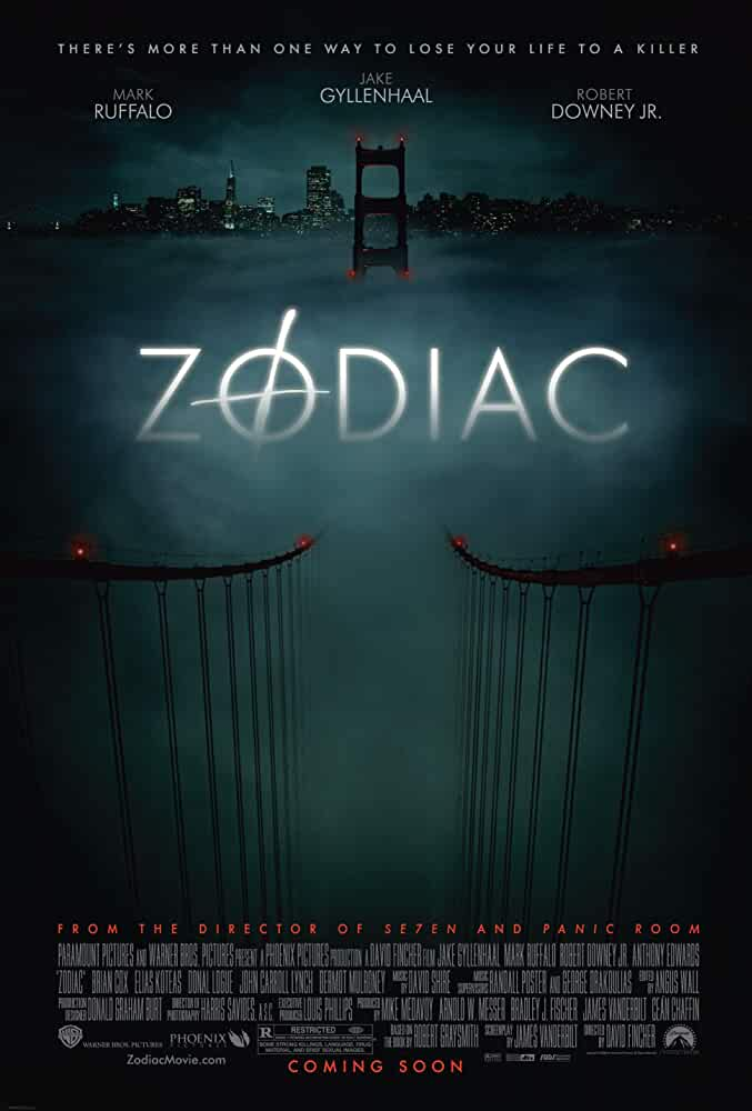 Zodiac 2007 Movies Watch on Amazon Prime Video