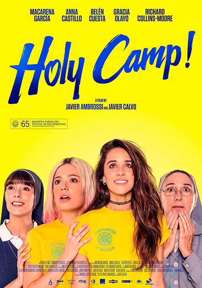 La Llamada (Holy Camp) 2017 Movies Watch on Netflix