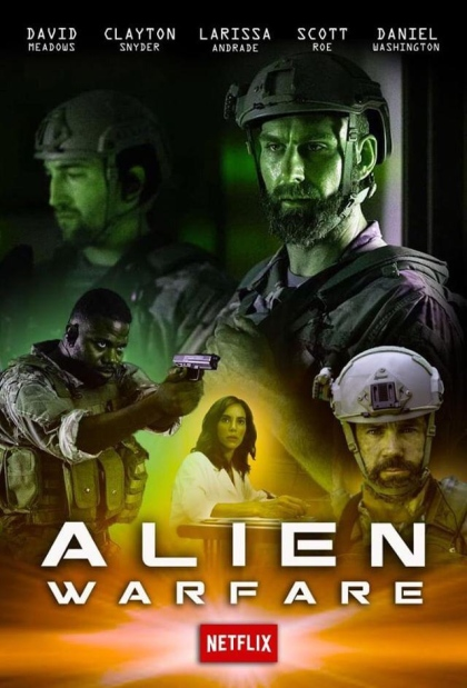 Alien Warfare 2019 Movies Watch on Netflix