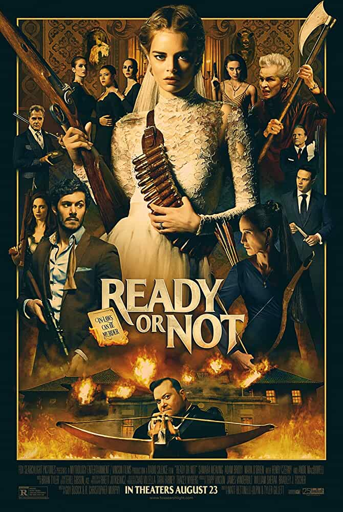 Ready or Not 2019 Movies Watch on Disney + HotStar