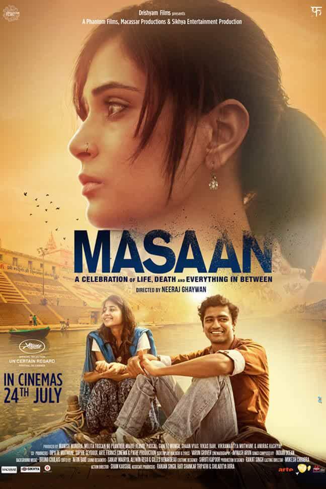 Masaan 2015 Movies Watch on Disney + HotStar