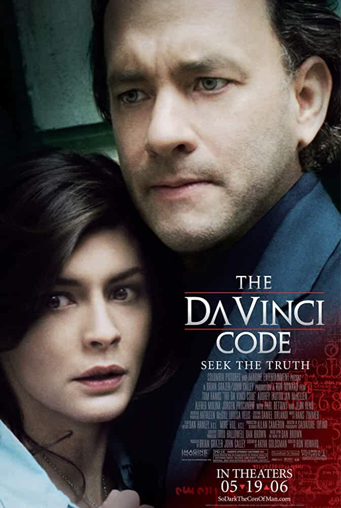 The Da Vinci Code 2006 Movies Watch on Netflix