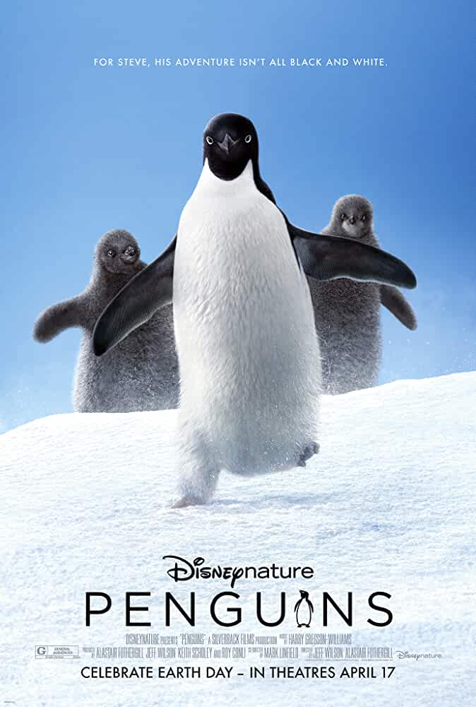 Penguins 2019 Movies Watch on Disney + HotStar