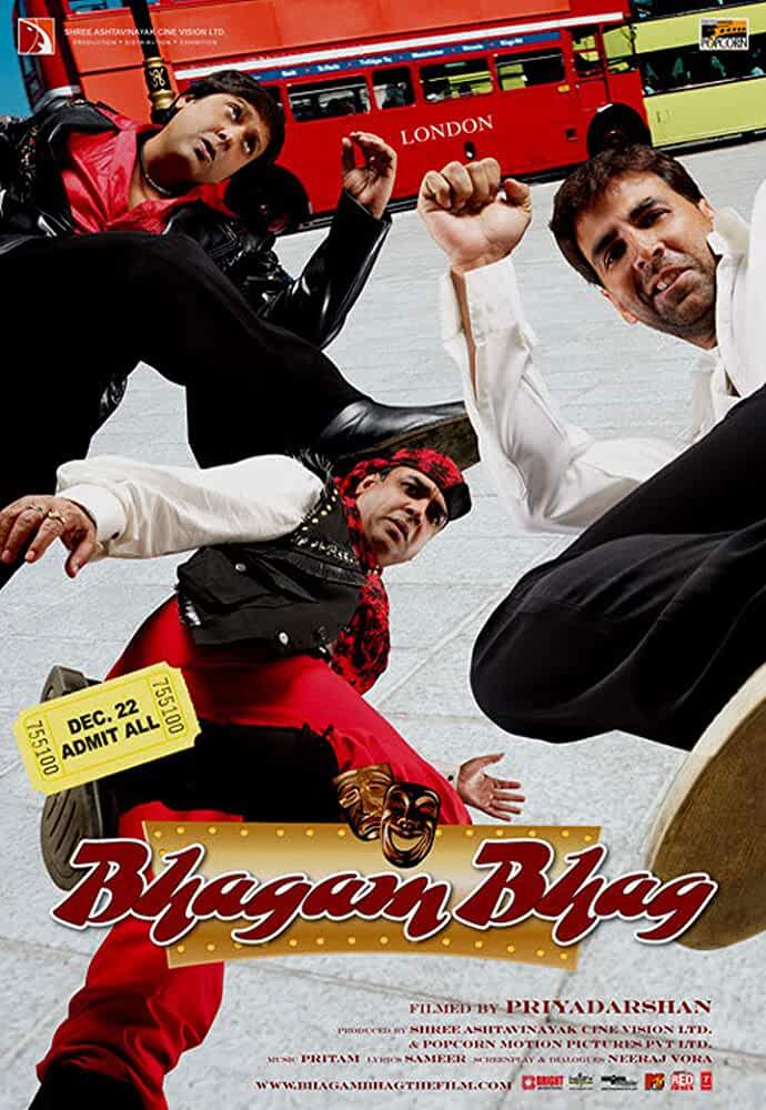 Bhagam Bhag 2006 Movies Watch on Amazon Prime Video