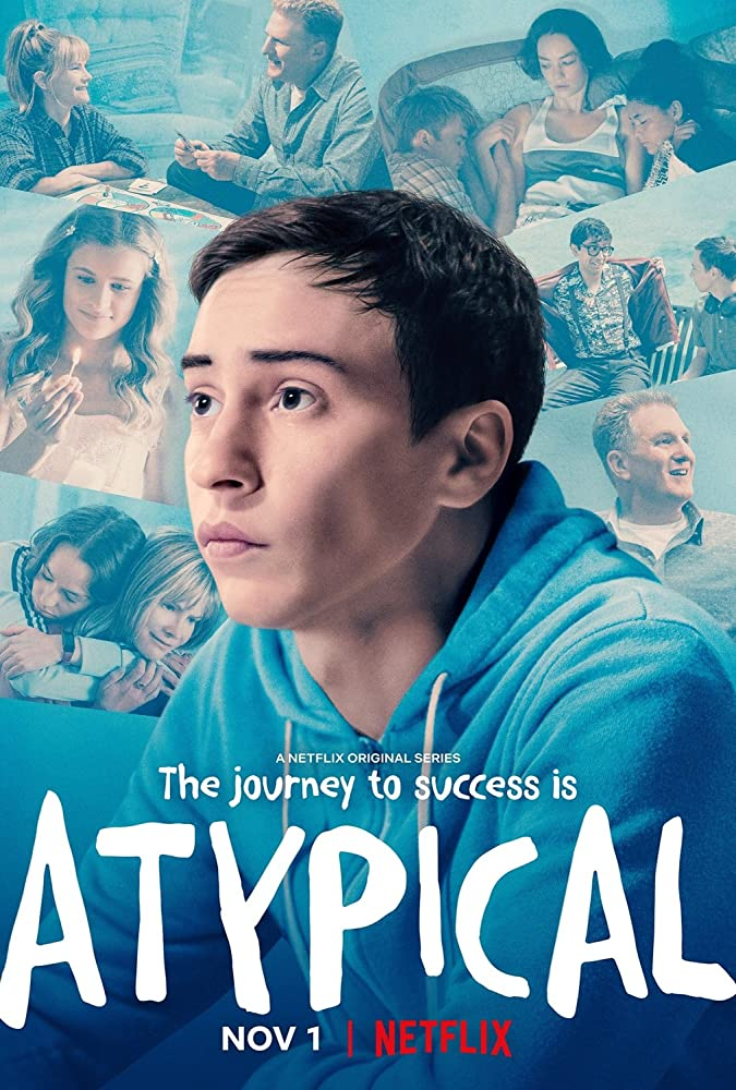 Atypical 2017 Web/TV Series Watch on Netflix