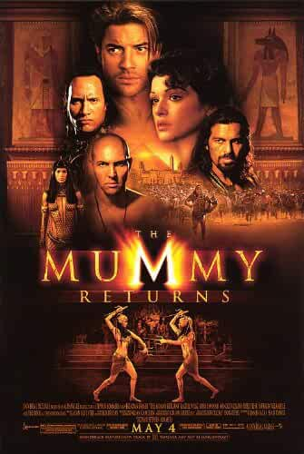 The Mummy Returns 2001 Movies Watch on Amazon Prime Video