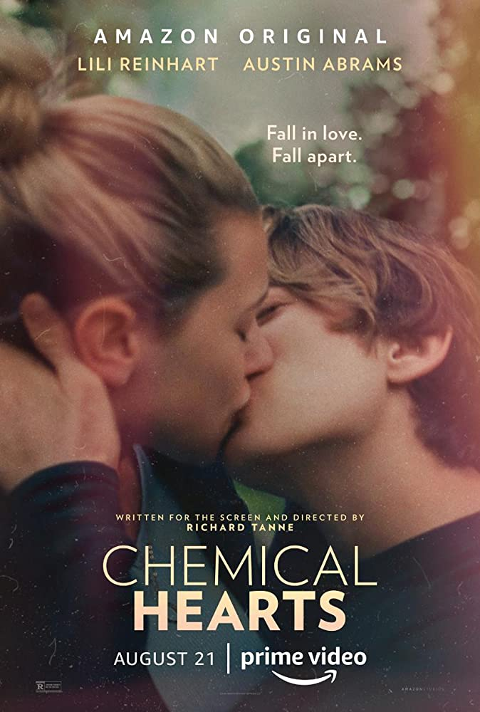 Chemical Hearts 2020 Movies Watch on Amazon Prime Video