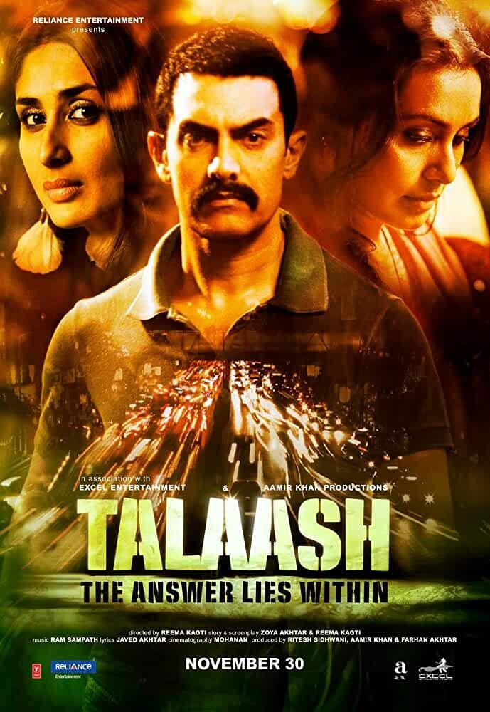 Talaash 2012 Movies Watch on Amazon Prime Video