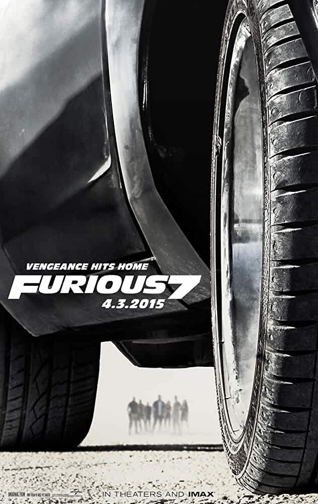 Fast & Furious 7 2015 Movies Watch on Netflix