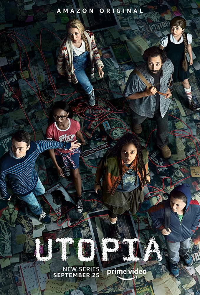 Utopia 2020 Web/TV Series Watch on Amazon Prime Video