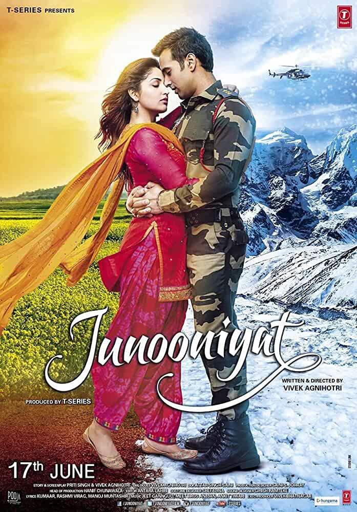 Junooniyat 2016 Movies Watch on Amazon Prime Video