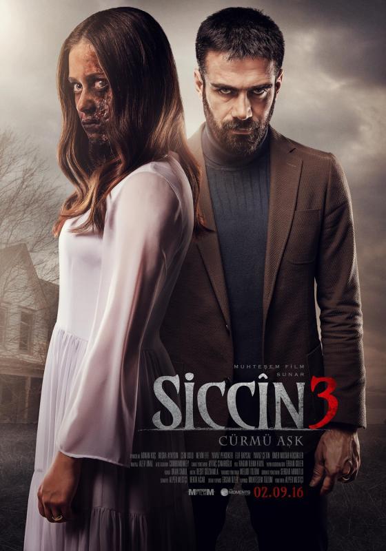 Siccîn 3: Cürmü Ask 2016 Movies Watch on Netflix