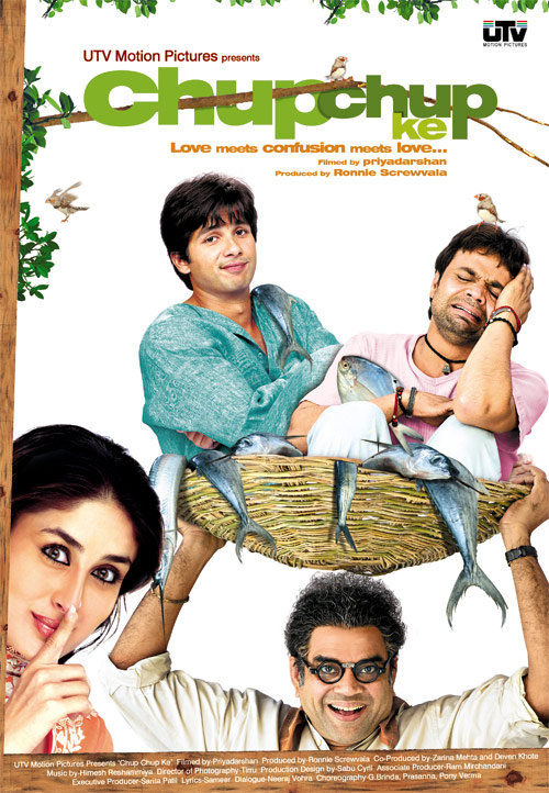 Chup Chup Ke 2006 Movies Watch on Netflix