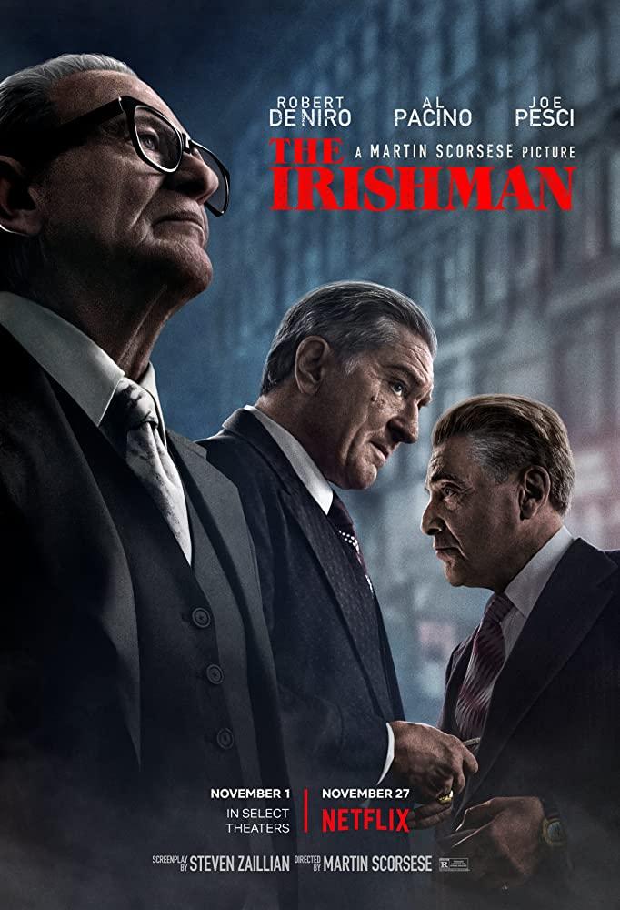 The Irishman 2019 Movies Watch on Netflix