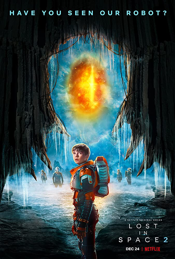 Lost in Space 2018 Web/TV Series Watch on Netflix