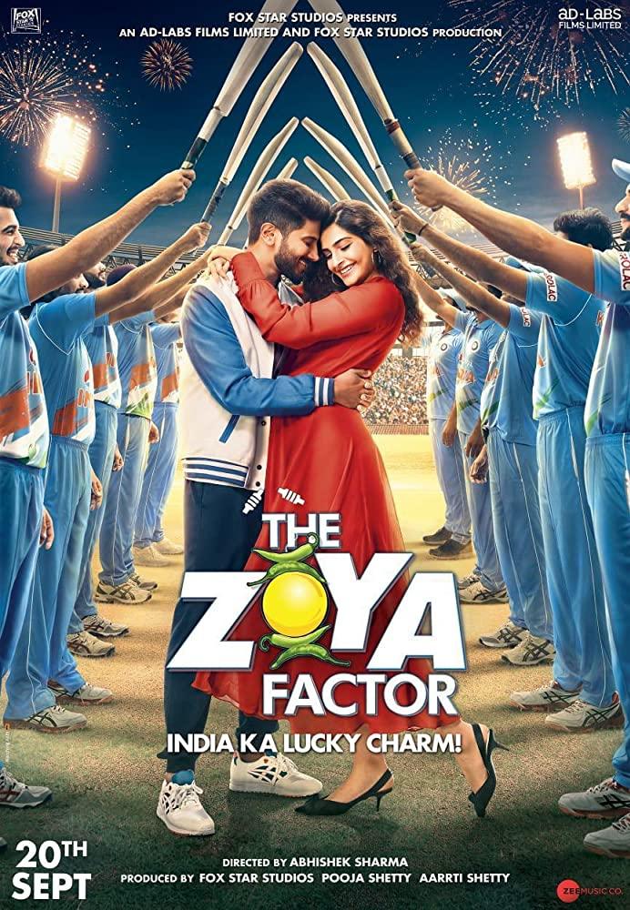 The Zoya Factor 2019 Movies Watch on Netflix