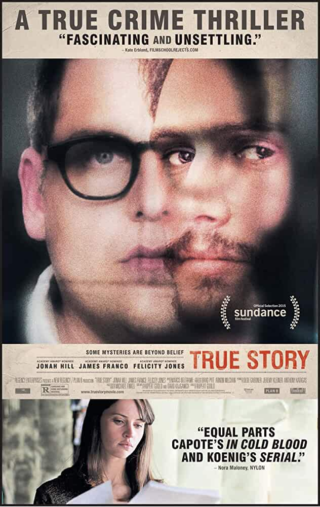 True Story 2015 Movies Watch on Amazon Prime Video
