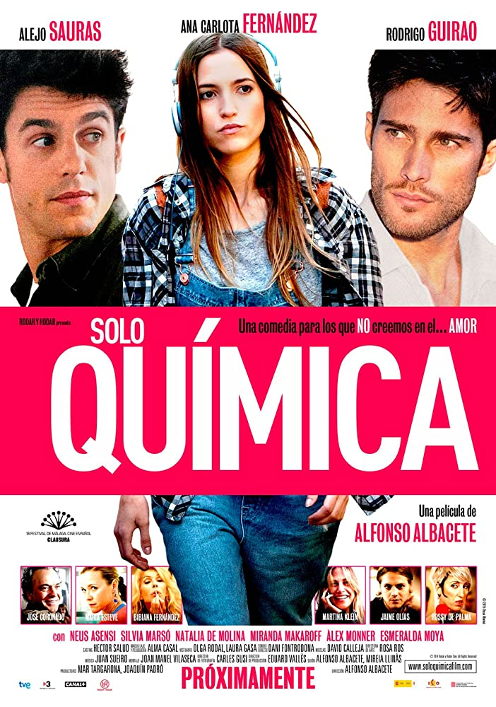 Sólo química (Just a Little Chemistry) 2015 Movies Watch on Amazon Prime Video