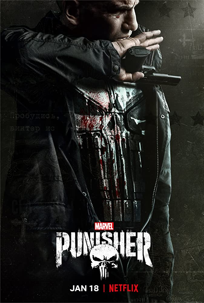 The Punisher 2017 Web/TV Series Watch on Netflix