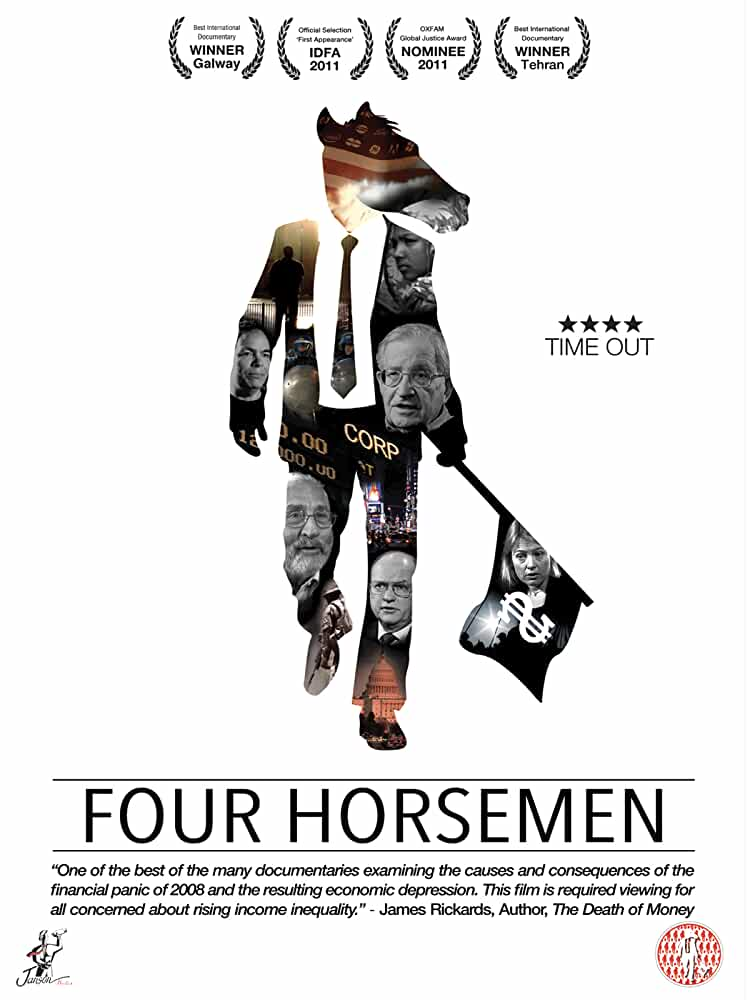 Four Horsemen 2012 Movies Watch on Disney + HotStar