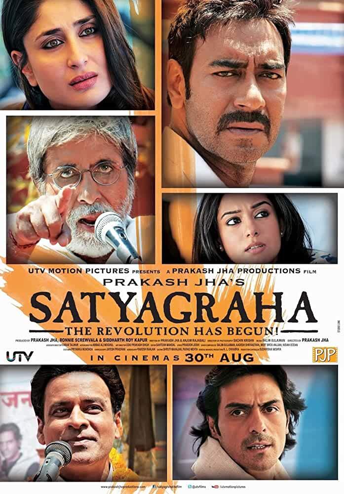 Satyagraha 2013 Movies Watch on Netflix
