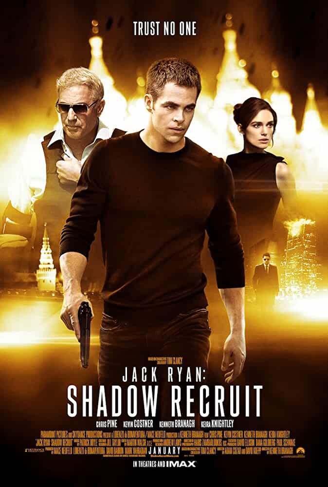 Jack Ryan: Shadow Recruit 2014 Movies Watch on Amazon Prime Video