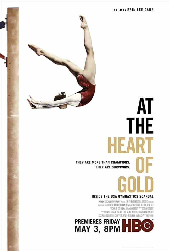 At the Heart of Gold: Inside the USA Gymnastics Scandal 2019 Movies Watch on Disney + HotStar
