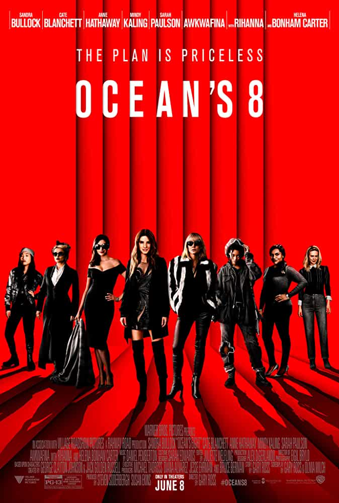 Ocean's 8 2018 Movies Watch on Amazon Prime Video