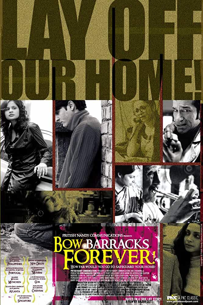 Bow Barracks Forever 2004 Movies Watch on Disney + HotStar