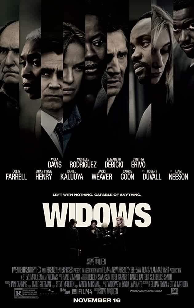 Widows 2018 Movies Watch on Disney + HotStar
