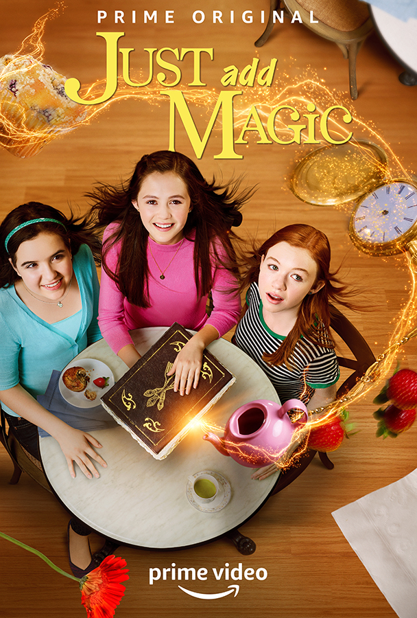 Just Add Magic  2015 Web/TV Series Watch on Amazon Prime Video