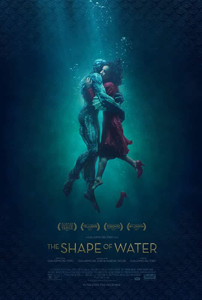The Shape of Water 2017 Movies Watch on Disney + HotStar