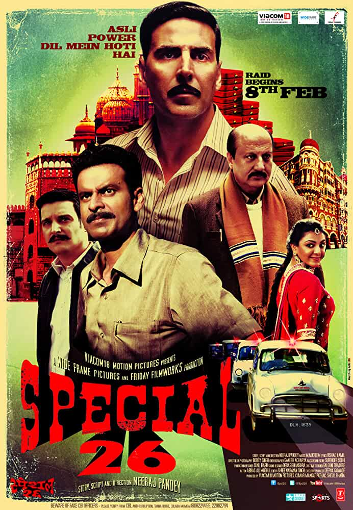 Special 26 2013 Movies Watch on Netflix