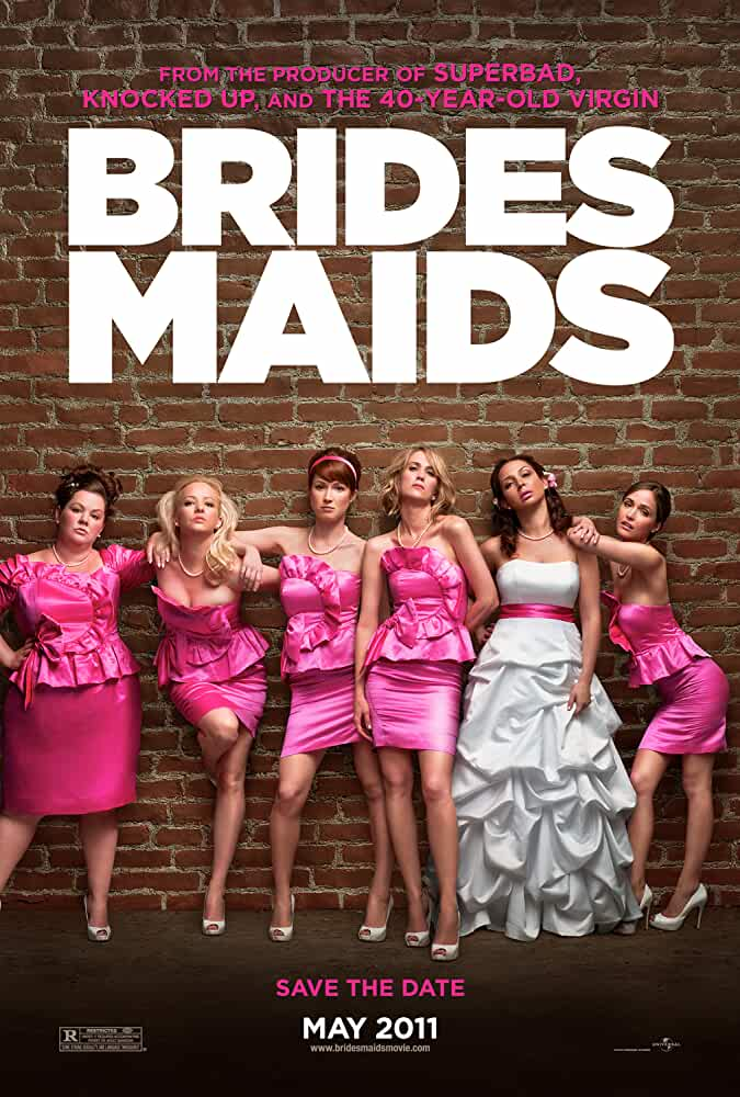 Bridesmaids 2011 Movies Watch on Amazon Prime Video