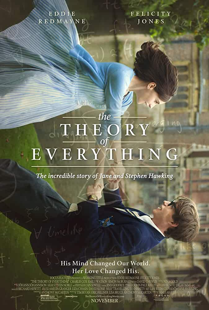 The Theory of Everything 2014 Movies Watch on Amazon Prime Video