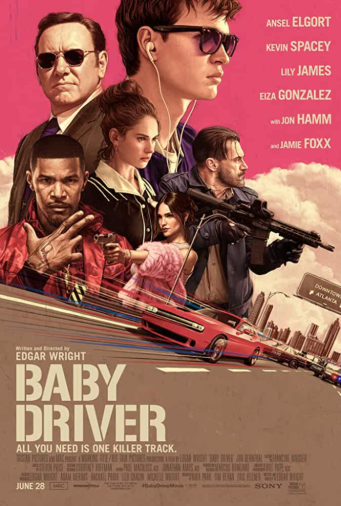 Baby Driver 2017 Movies Watch on Netflix