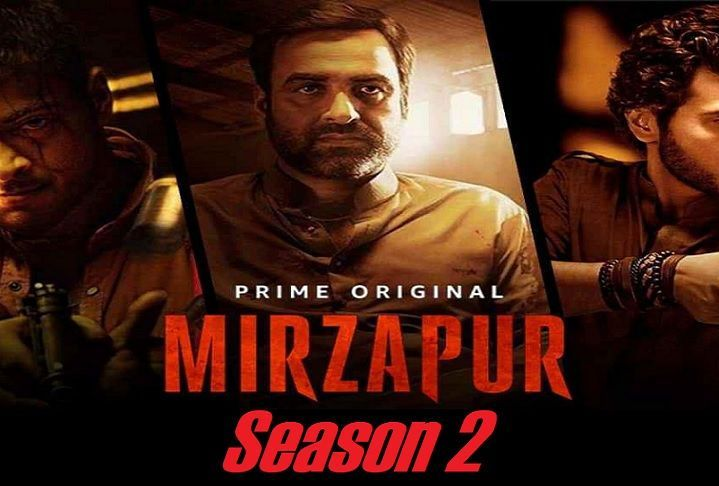 Mirzapur 2 2020 Web/TV Series Watch on Amazon Prime Video