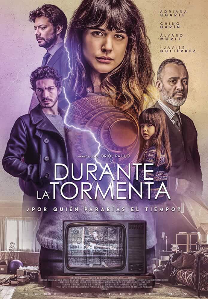 Durante la tormenta (Mirage) 2018 Movies Watch on Netflix