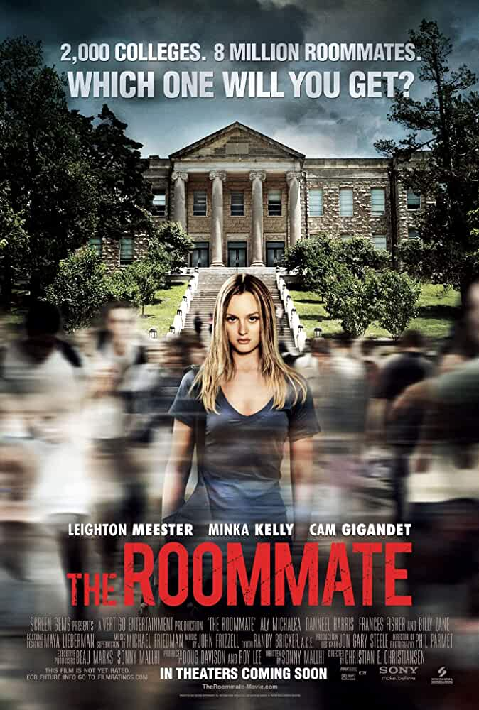 The Roommate 2011 Movies Watch on Netflix