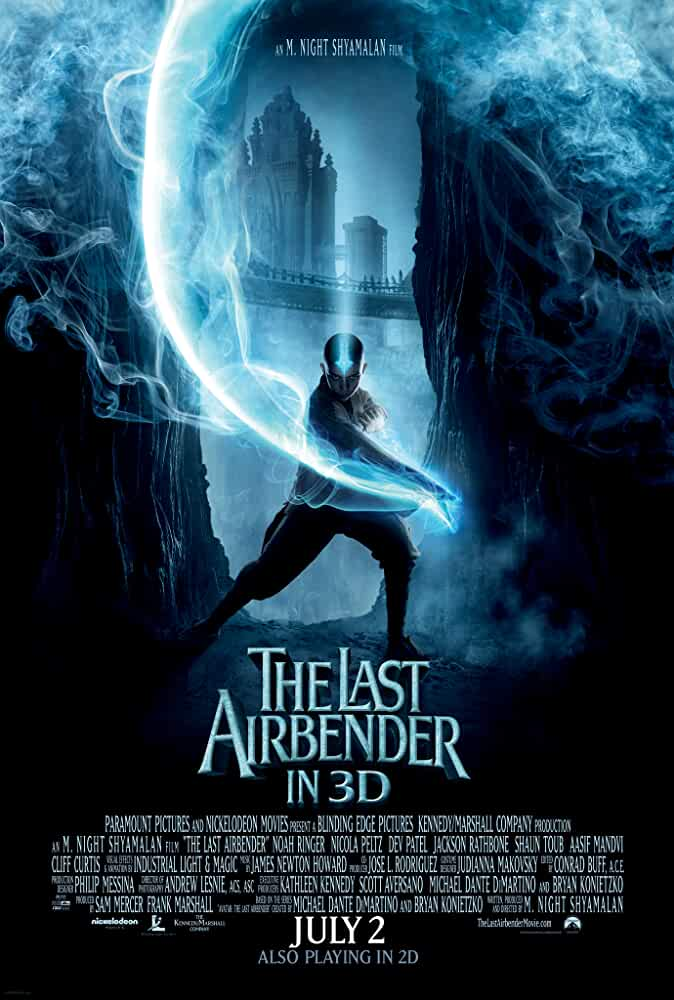 The Last Airbender 2010 Movies Watch on Amazon Prime Video